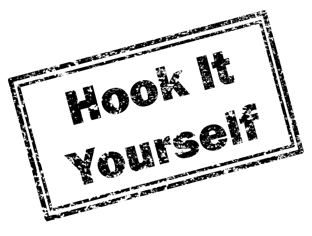 Hook It Yourself Logo