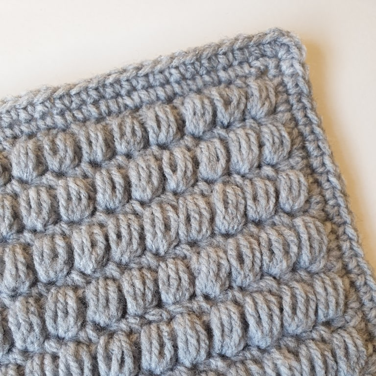 Learn To Crochet Square 3