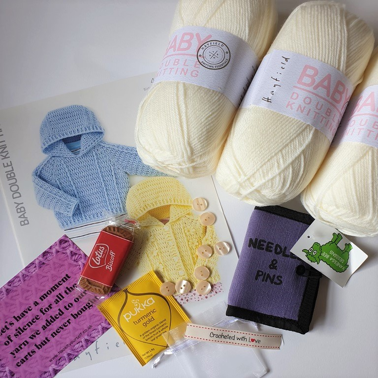 October 2019 Crochet Subscription Box